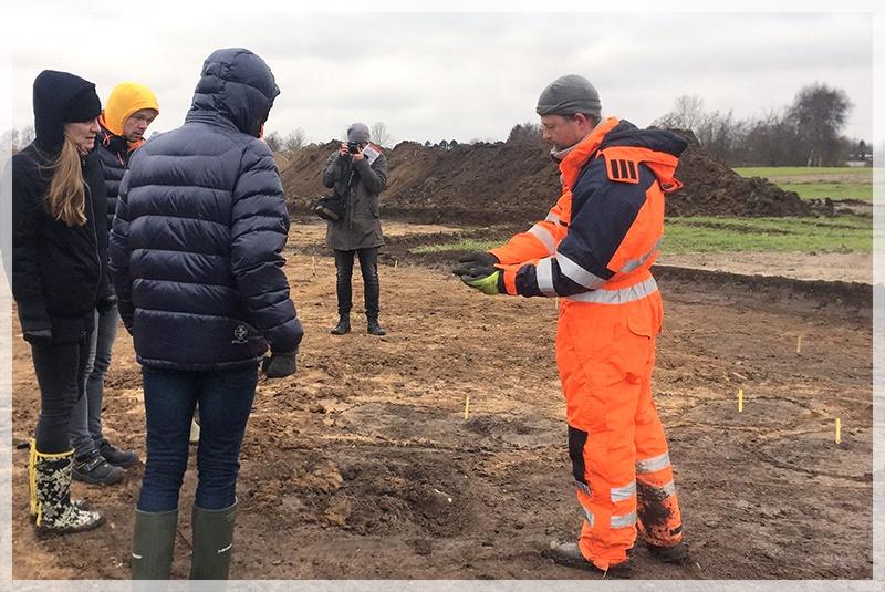 Udgravning i Nye