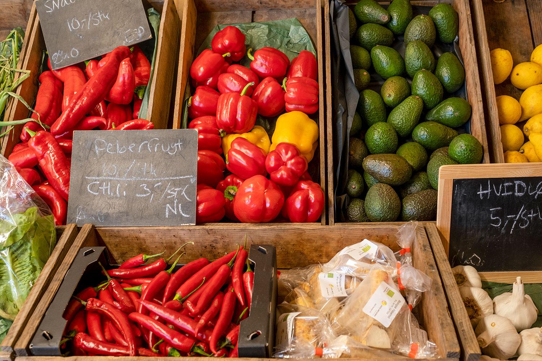 NYMA - Frugt og grønt
