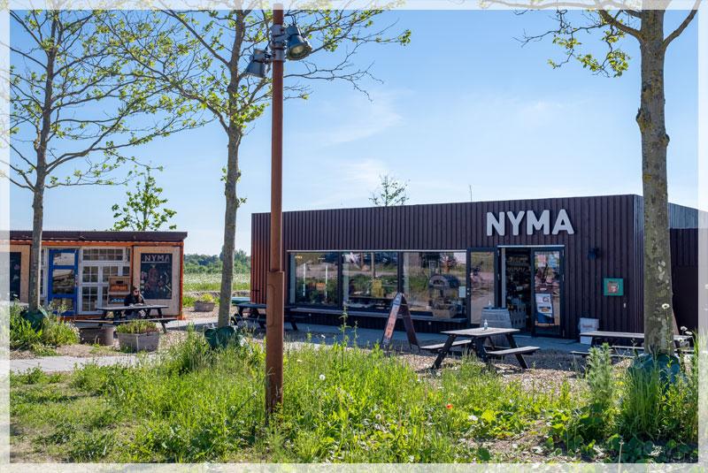 NYMA _din lokale købmand
